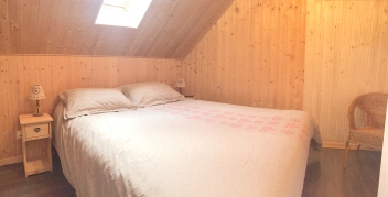 Chambre Sancy - lit en 160