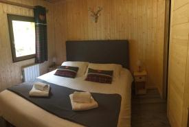 Chambre Mont-Dore et sa SDB