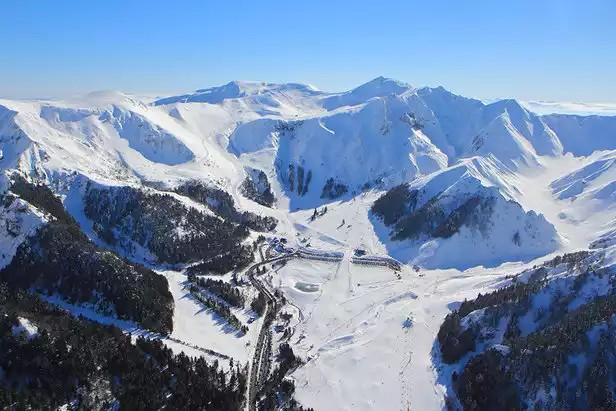 Station ski du Mont-Dore